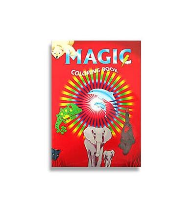 Magic Coloring Book - Grande - MAGIKA - Loja de Magia